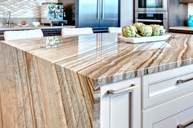 Kitchen Island – Coolest Detail