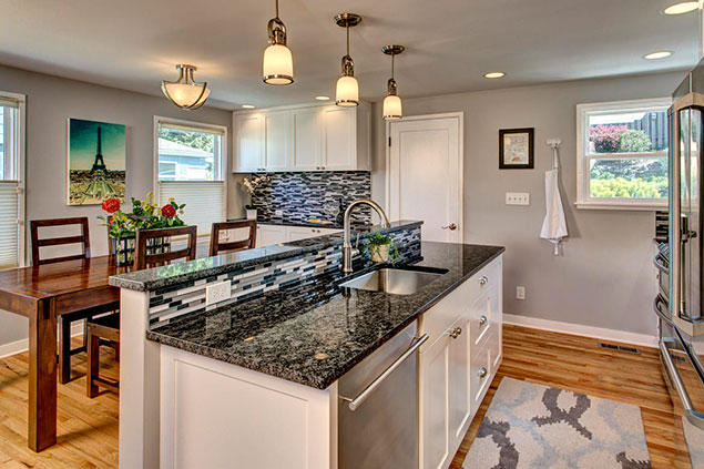 Kitchen Remodel – People's Choice Award