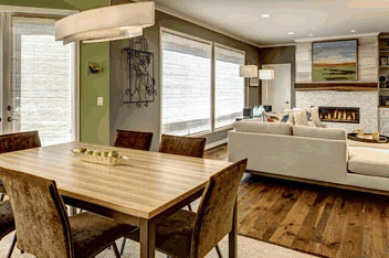 Main Floor Remodel – Traditional With A Twist