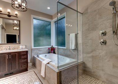 The Crossings Master Bath Retreat Woodinville