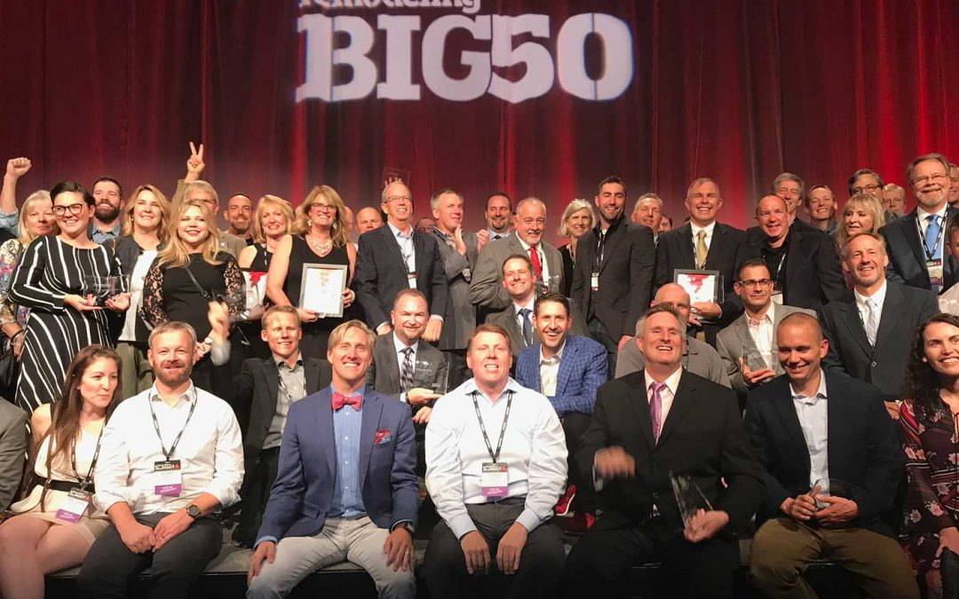 Nip Tuck Remodeling Named by REMODELING Magazine to its 2018 Big50 Class of America's Top Remodelers