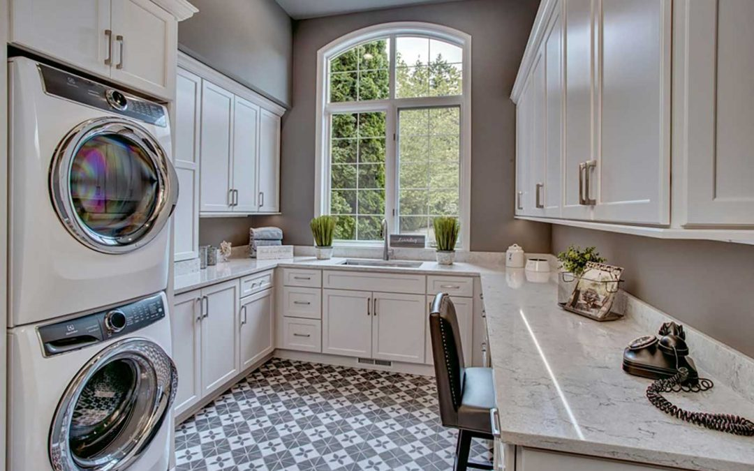 Laundry Rooms, It's Your Time to Shine