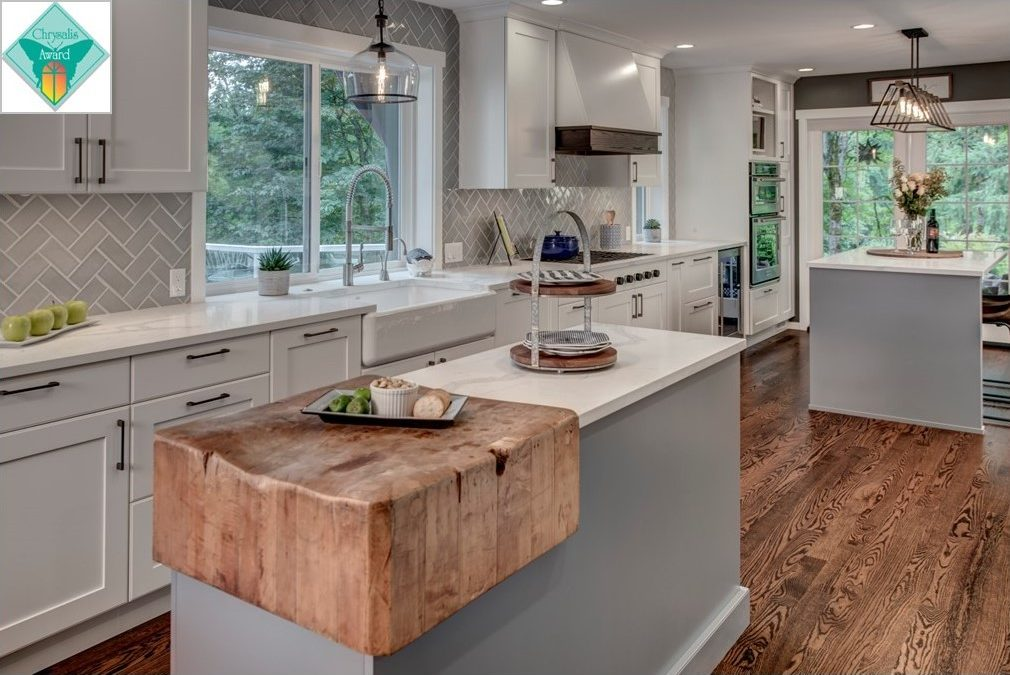 Nip Tuck Remodeling Wins First-Place National Remodeling Award
