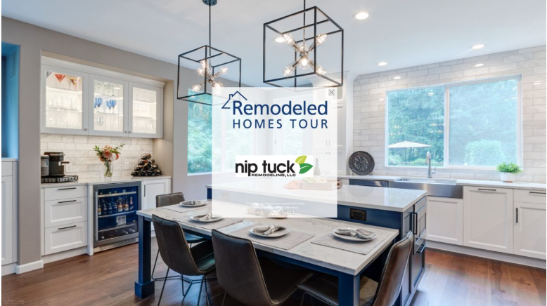 Nip Tuck's 2020 Remodeled Homes Tour Experience