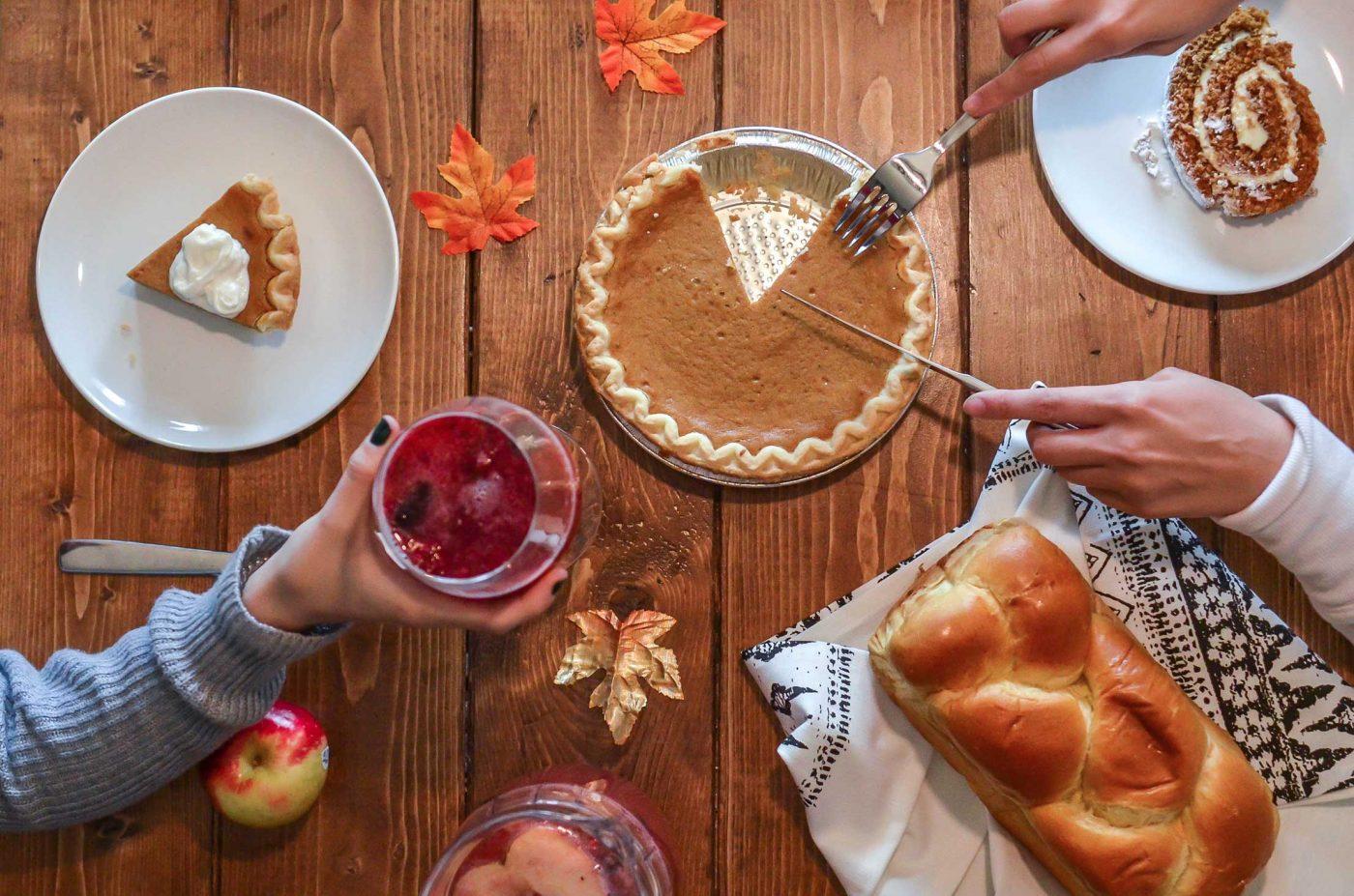 Celebrating Thanksgiving in 2020