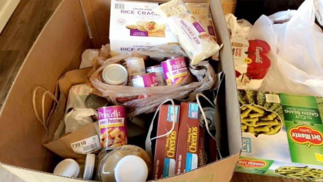 Nip Tuck Cares: Annual Holiday Food Drive