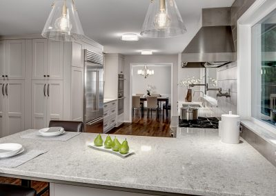 Bridle Trails Kitchen and Main Floor Makeover
